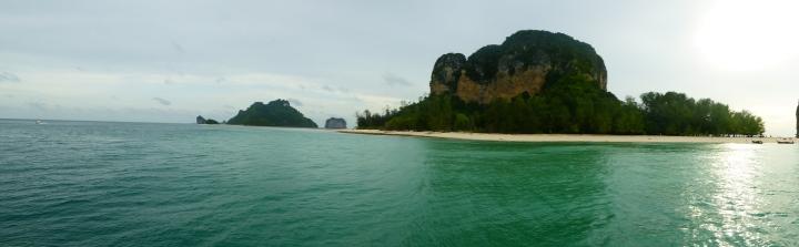 To Poda Island!
